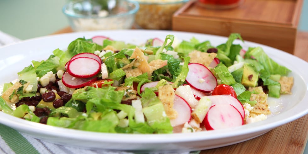 A Sophisticated Take on Taco Salad — No Cooking Required
