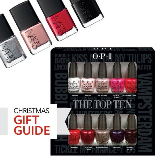 2012 Christmas Gift Guides: Nails! Nails! Nails!