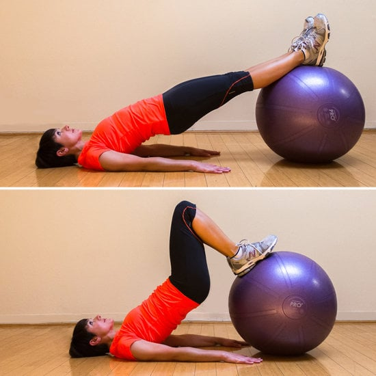 Balance-Building Butt Exercises