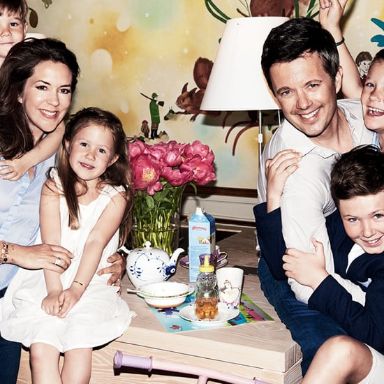 Princess Mary and Family: Mario Testino Vogue Australia 2016