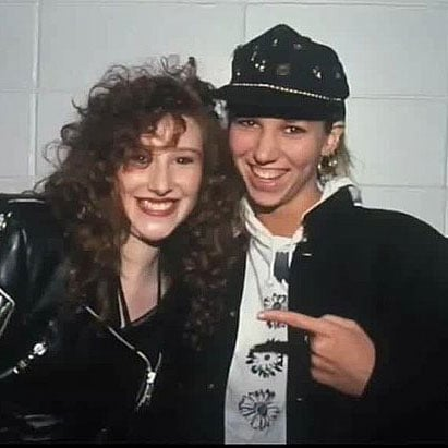 Debbie Gibson and Tiffany on The View