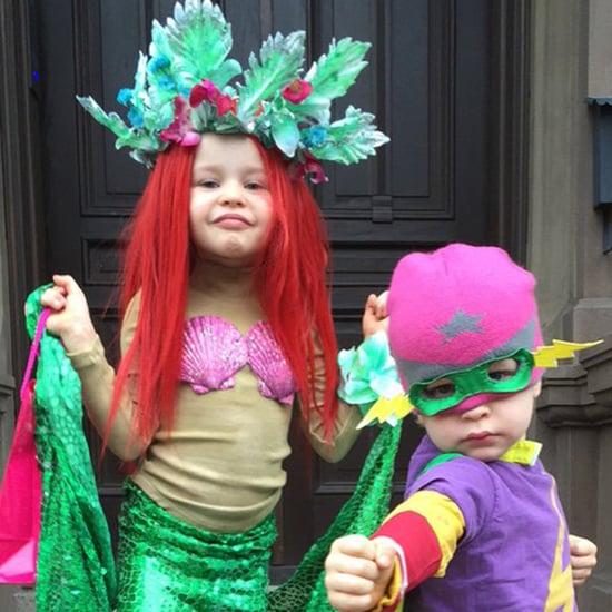 Neil Patrick Harris's Kids' Halloween Costumes 2015
