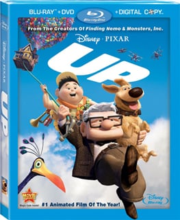 New DVD Releases For Nov. 10: Spread, Up, The Ugly Truth