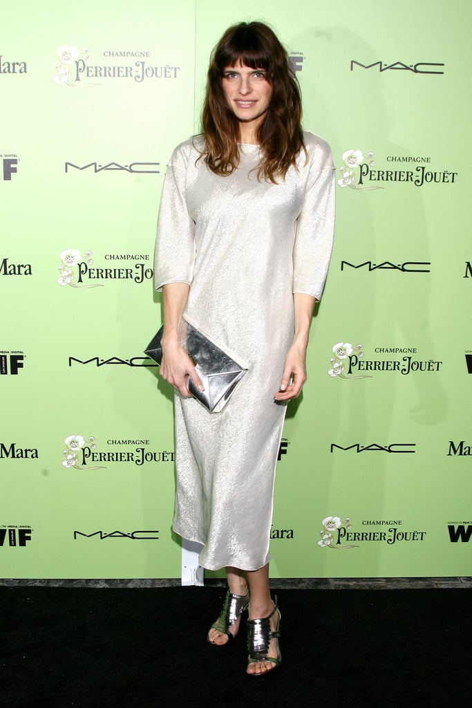 Lake Bell at the Women In Film Pre-Oscar Cocktail Party