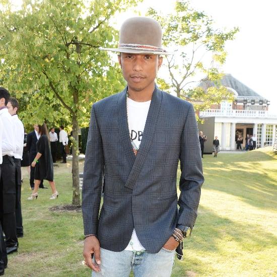 Pharrell Williams Designs Accessories