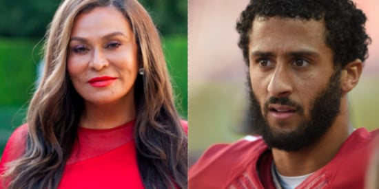 Tina Lawson Supports Colin Kaepernick's 'Brave' Act Of Protest