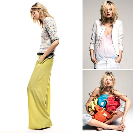 Mango Summer 2012 Lookbook