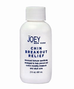 New Product Alert: Joey New York Chin Breakout Relief