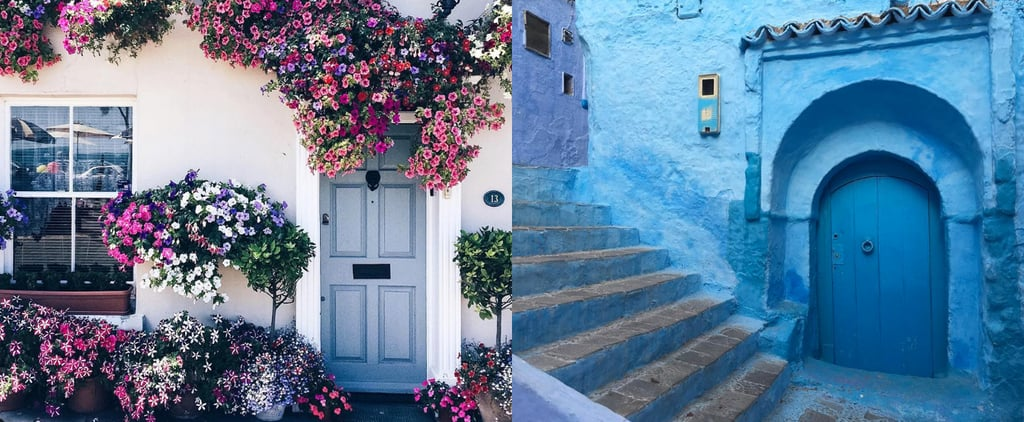 The 26 Most Breathtakingly Beautiful Blue Doors From Around the World