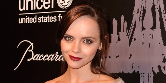 Christina Ricci Gives Birth To First Baby Boy