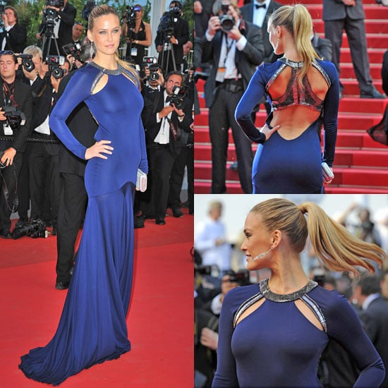 Bar Refaeli at Cannes 2011