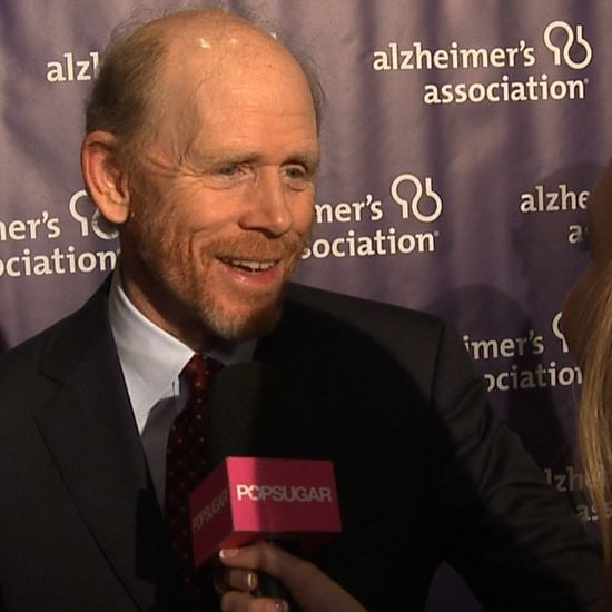 Ron Howard at Night at Sardi's 2013 (Video)
