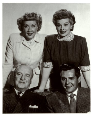 """Recast """"I Love Lucy"""" and Win a Prize!"""