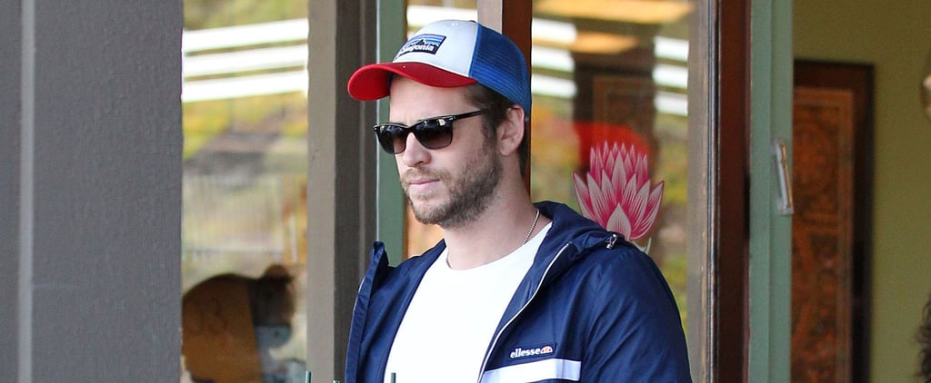 Liam Hemsworth Steps Out For Smoothies Days After Being Seen With On-Again Fiancée Miley Cyrus