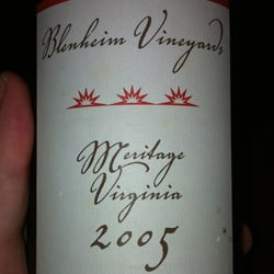 Wine Terms: What Is a Meritage Blend?