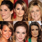 Hair and Makeup from the SAG Awards, Fashion and Beauty Trends from the SAG Awards, Style Trends from the SAG Awards