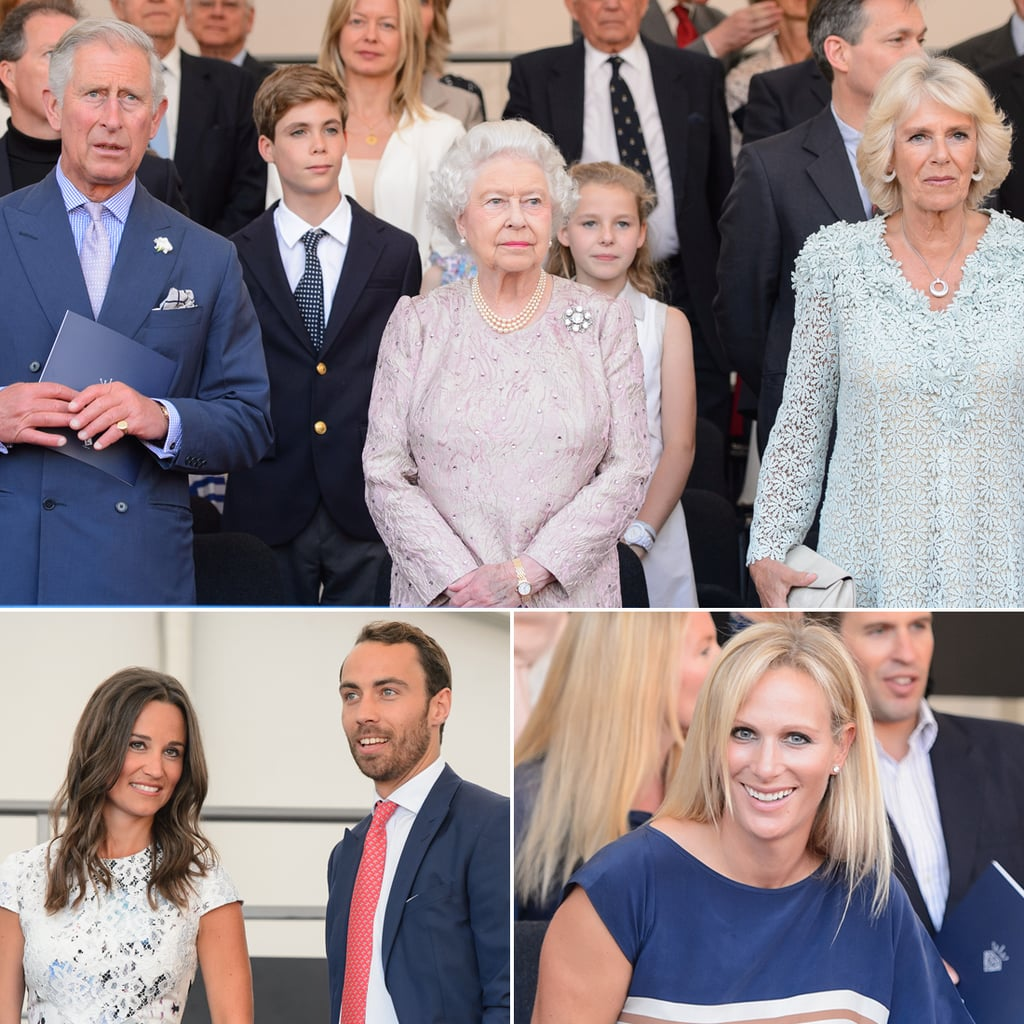 Will and Kate's Families Pair Up Ahead of the Royal Baby's Birth
