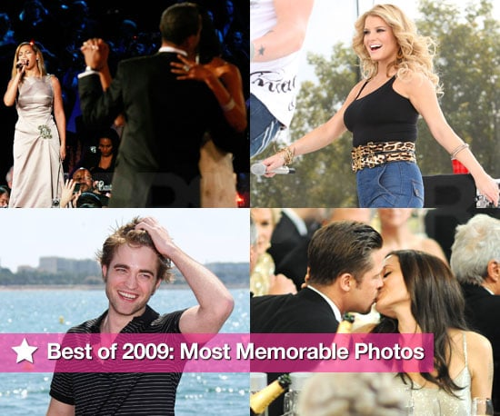 Photos of the Most Memorable Photos of 2009