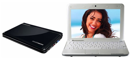 Hannspree Debuts the HannsNote Netbook