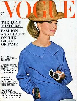 Vogue, January 1964