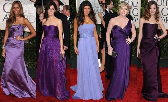 2010 Golden Globes Trend: Purple Gowns 2010-01-18 12:00:22