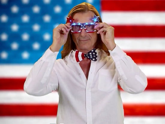 Fabio Just Passed the U.S. Citizenship Test - Now He's Quizzing Fellow Americans on PEOPLE's List