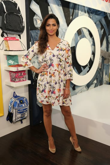 Camila Alves's Back-to-School Tips