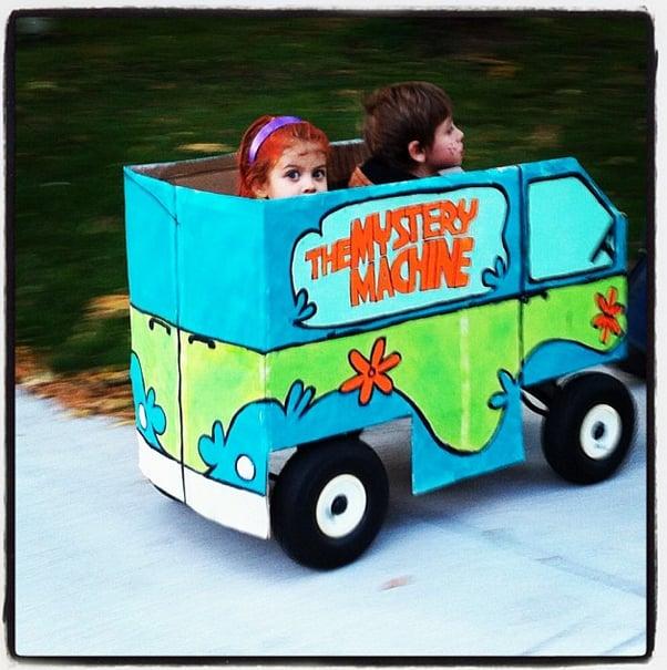 Scooby Doo's Mystery Machine