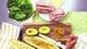 Ham, Cheese, and Avocado Sandwich