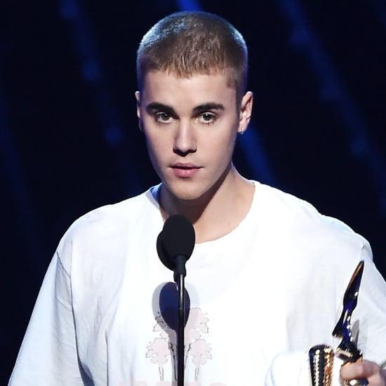 Justin Bieber's Bleached-Blonde Hair | Summer 2016