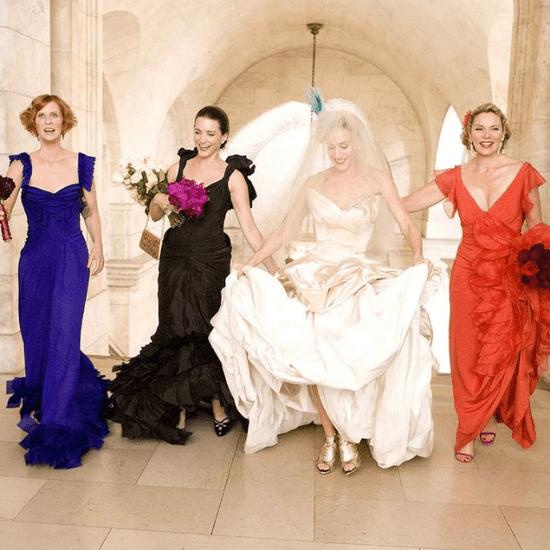 Sarah Jessica Parker's Bridal Shoe Collection