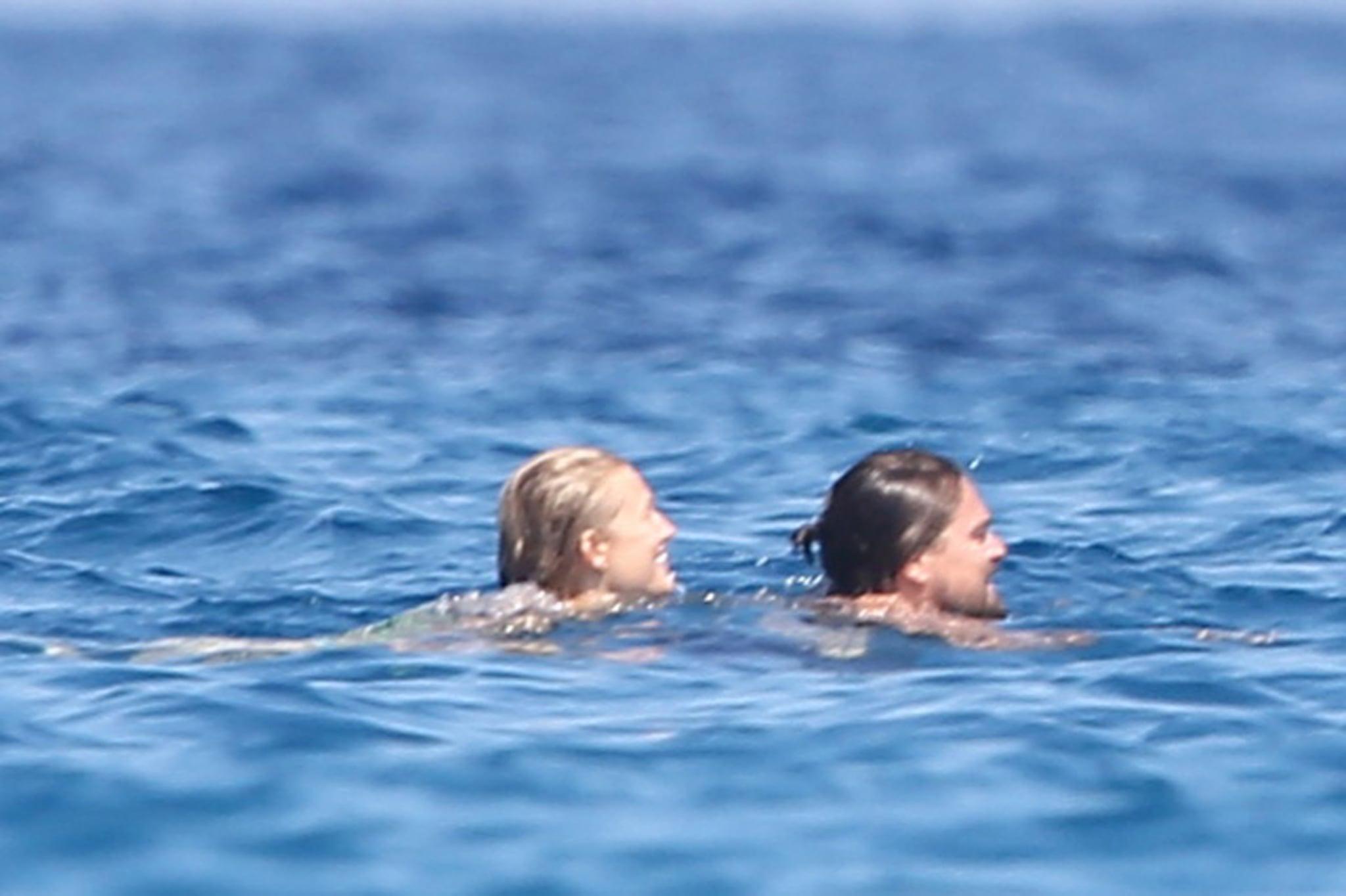 Swimming in the Mediterranean?