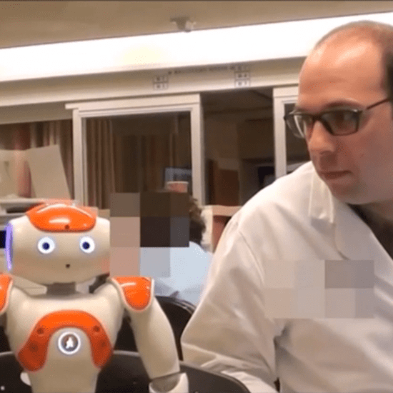 Robot Nurse to Help Labor and Delivery Hospitals