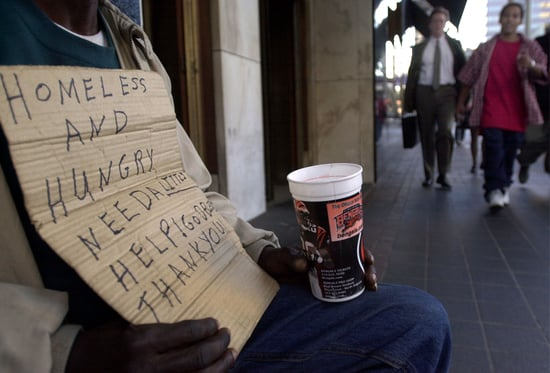 """Atlanta to Install """"Donation Meters"""" to Ease Panhandling"""