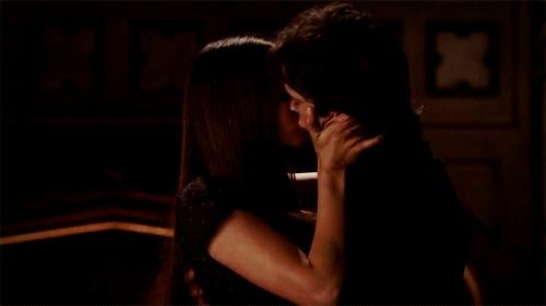 Until he falls for Elena, that is.