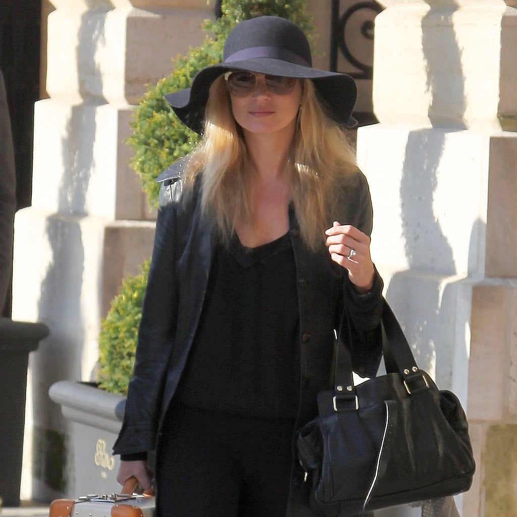 Yes, Kate Moss is this year's best hat wearer — we couldn't resist putting together a gallery of her 10 best hat moments.