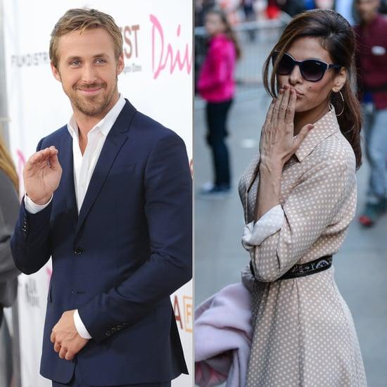 Ryan Gosling and Eva Mendes Pregnancy   Video