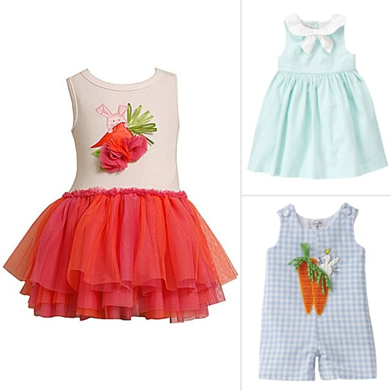 Darling Outfits For Your Baby's First Easter