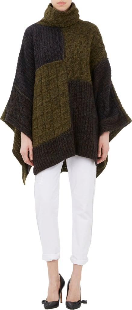 Isabel Marant Raquel Poncho Sweater
