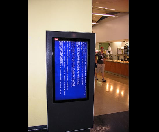 BSOD — Location Unknown
