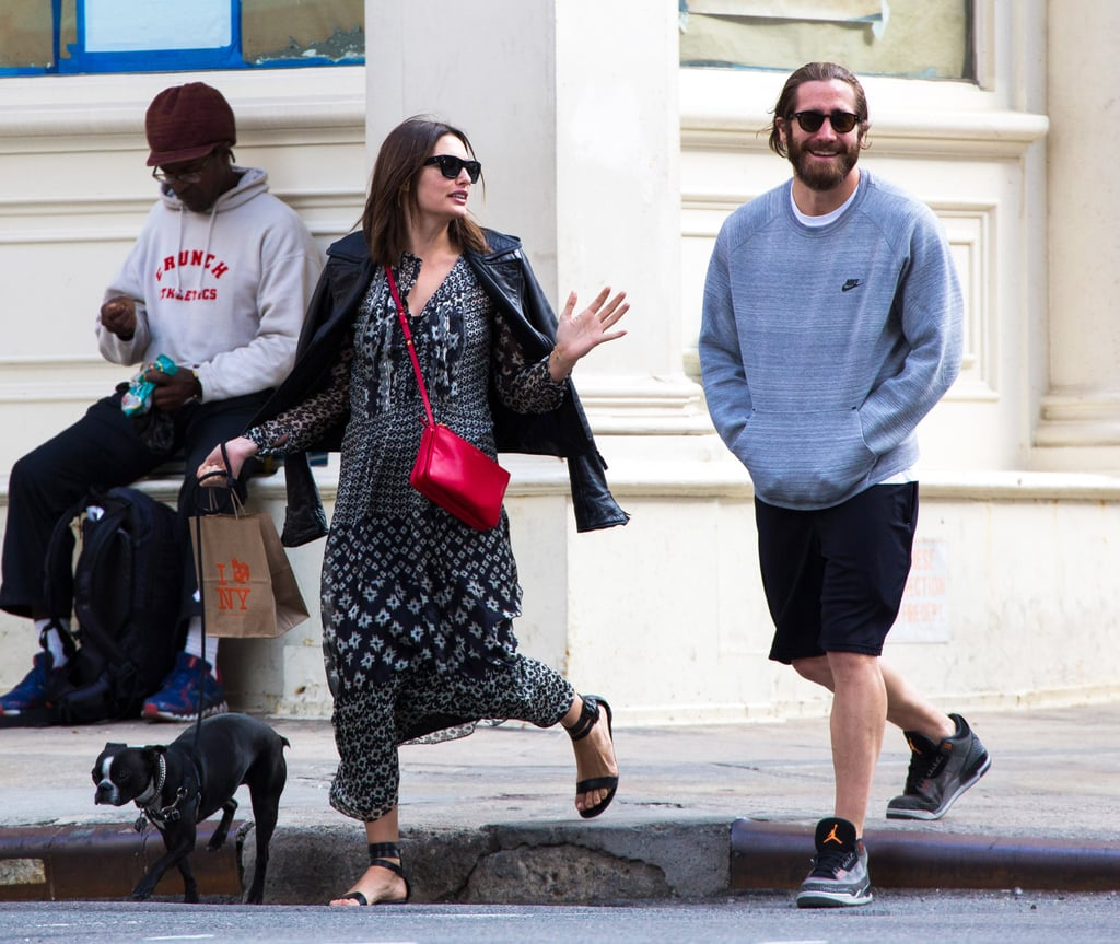 Dear Alyssa Miller, Thank You For Getting Jake Gyllenhaal to Smile