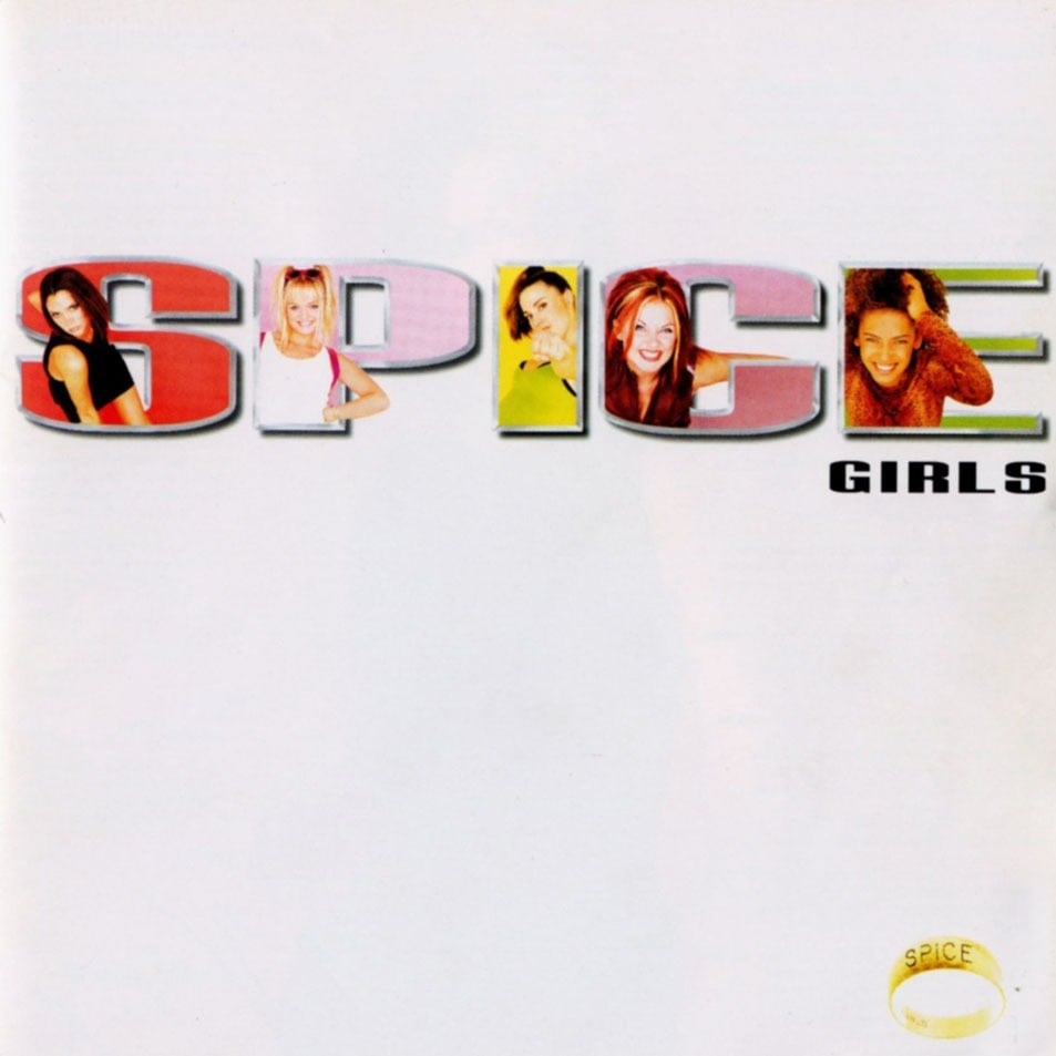 Spice by Spice Girls I was the first of my friends to get it, and it definitely led to the best sleepovers ever!  — Emily Bibb, editorial assistant My first CD that I bought myself was Spice Girls' Spice. I was in elementary school and saved up my allowance from doing household chores to buy the CD. My neighbor and I were huge Spice Girls fans, and we would spend hours in her basement choreographing dance moves to all the songs . . . or copying dance moves from the music videos. — Katilyn Dreyling, associate beauty editor