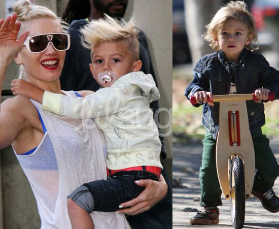 Which of Kingston Rossdale's Hairstyles Do You Prefer?