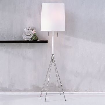 Adjustable Metal Floor Lamp ($149)