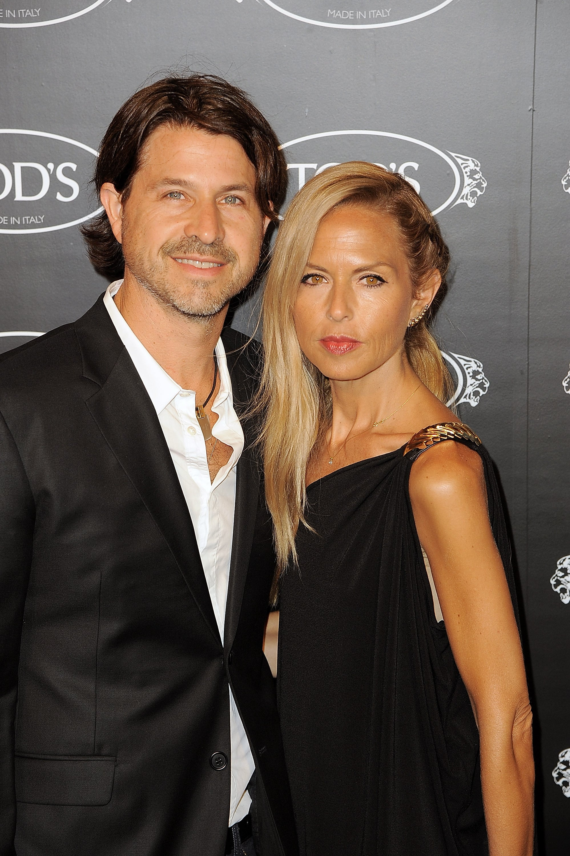 Rachel Zoe with Husband Rodger Berman