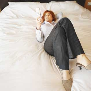 The How-To Lounge: Calling in Sick, When You're Not