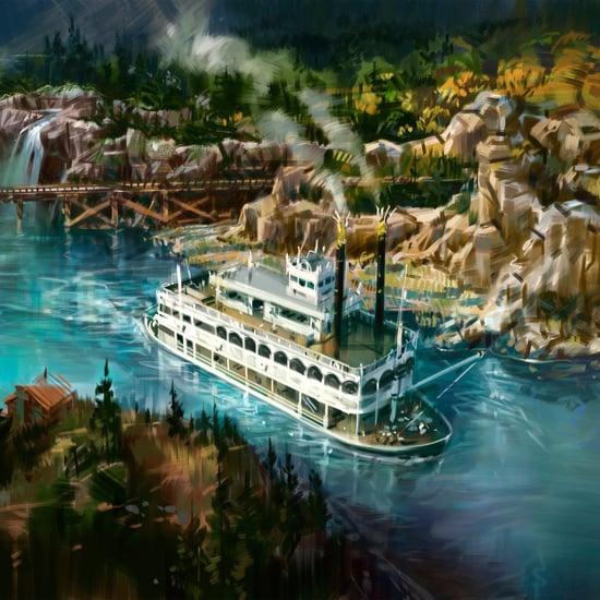 Disneyland Rivers of America Reopening