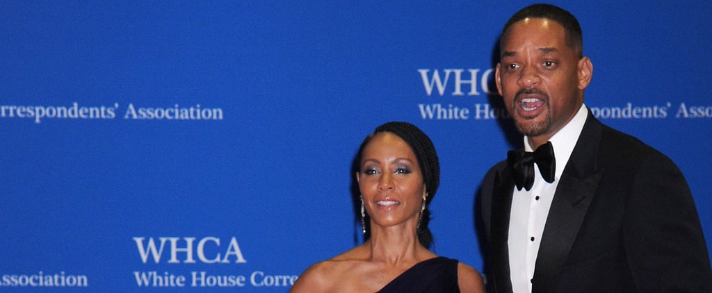 Will and Jada Pinkett Smith Couple Up to Dominate the White House Correspondents' Dinner