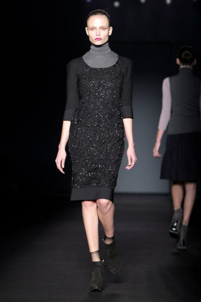 Milan Fashion Week: Alberta Ferretti Fall 2009