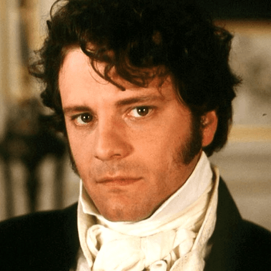 Colin Firth as Mr. Darcy GIFs